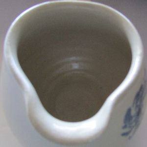 Casey Pottery Dining - CASEY POTTERY Hand Painted  Heart Design creamer